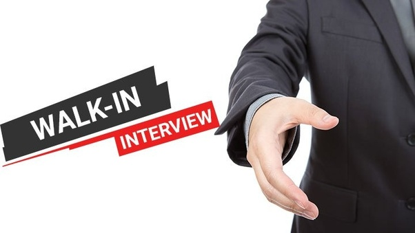 walkin-interview