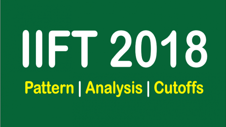 IIFT-2018-Analysis-Pattern-Cutoffs