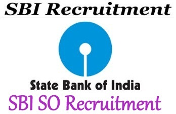SBI-SO-Recruitment